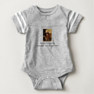 Antoine Forqueray Baby Bodysuit
