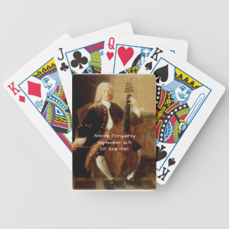 Antoine Forqueray Bicycle Playing Cards