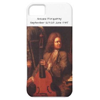 Antoine Forqueray iPhone 5 Case