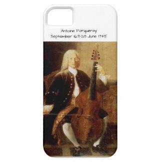Antoine Forqueray iPhone 5 Cover