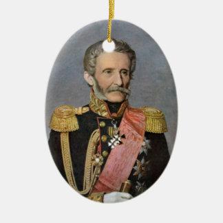 Antoine-Henri Jomini Ceramic Ornament