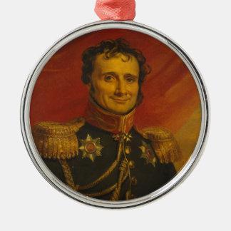 Antoine-Henri Jomini Metal Ornament