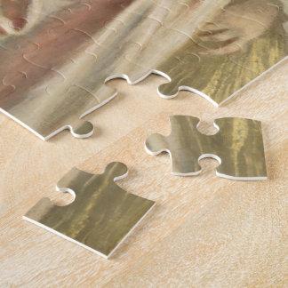 Antoine Watteau Ceres (Summer) c1717-1718 Jigsaw Puzzle