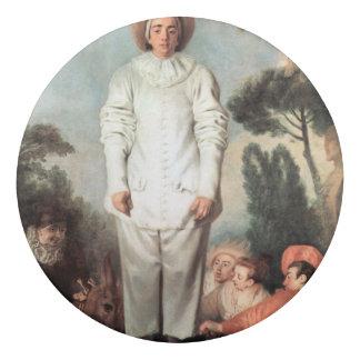 ANTOINE WATTEAU - Pierrot (Gilles) 1718 Eraser