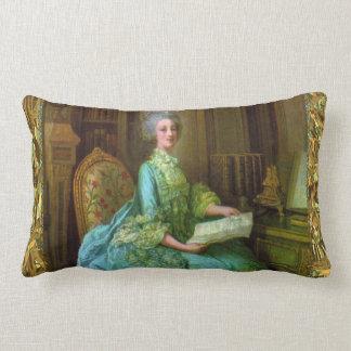 Antoinette Elegance Baroque lumbar Lumbar Pillow