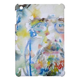 anton chekhov - watercolor portrait.1 cover for the iPad mini
