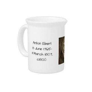 Anton Eberl c1800 Pitcher