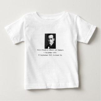 Anton Friedrich Wilhelm von Webern Baby T-Shirt