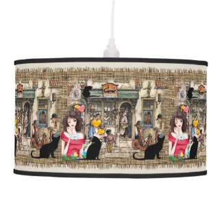 Anton Pieck - Chemist shop Pendant Lamps