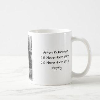 Anton Rubinstein playing Coffee Mug
