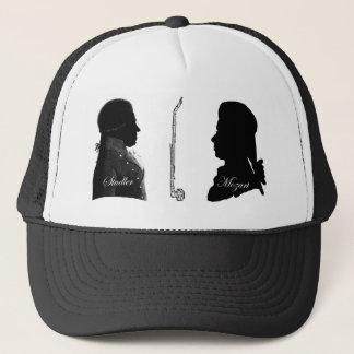 Anton Stadler and W.A. Mozart Trucker Hat