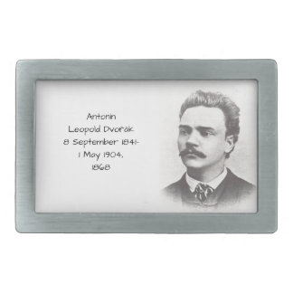 Antonin Leopold Dvorak 1868 Belt Buckle