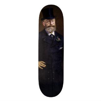 Antonin Proust by Edouard Manet Skate Boards