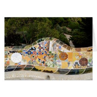 Antonio Gaudi, Barcelona Card