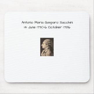Antonio Maria Gasparo Sacchini Mouse Pad