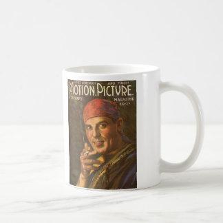 Antonio Moreno, Silent Film Star Coffee Mug