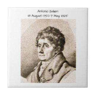 Antonio Salieri Tile