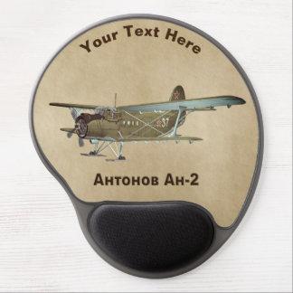 Antonov An-2 Gel Mouse Pad