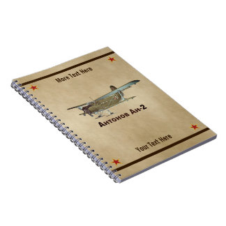 Antonov An-2 Notebook