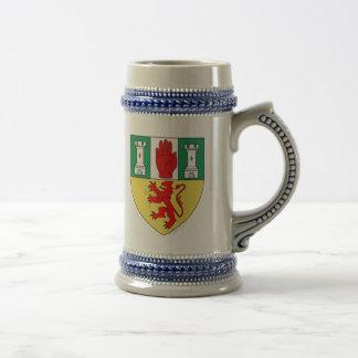 Antrim arms, Ireland Beer Stein