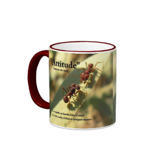 Ants Attitude - Mug 5