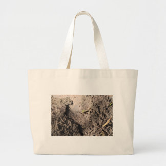 Ants Go Marching Large Tote Bag