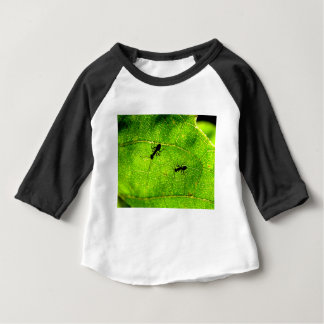 Ants Green Acre Baby T-Shirt