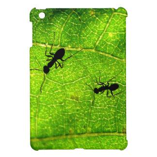 Ants Green Acre iPad Mini Covers