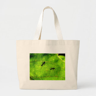 Ants Green Acre Large Tote Bag