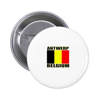 Antwerp, Belgium Button