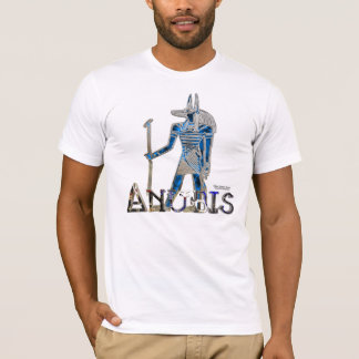 Anubis 3D Men's T-Shirt