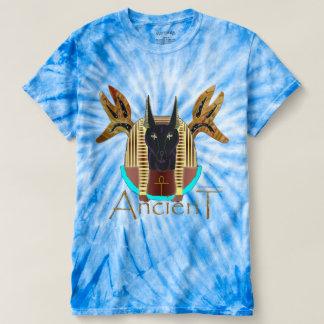 Anubis Ancient Men's Tie-Dye T-Shirt