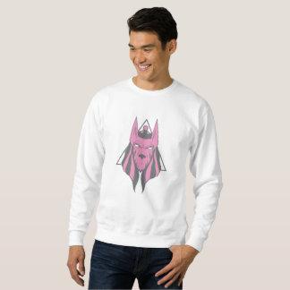 Anubis graphic sweatshirt