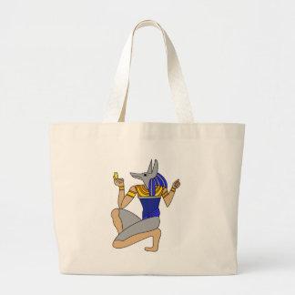 Anubis Jumbo Tote Bag