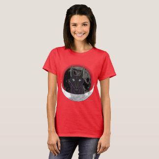 Anubis Moon Ladies T-Shirt