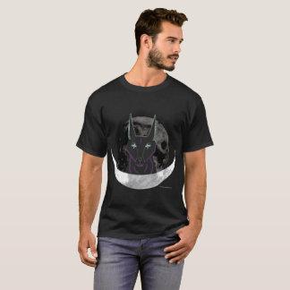 Anubis Moon Men's Dark T-Shirt