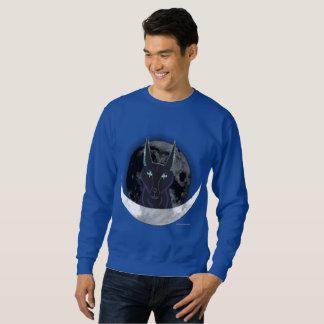 Anubis Moon Men's Sweatshirt
