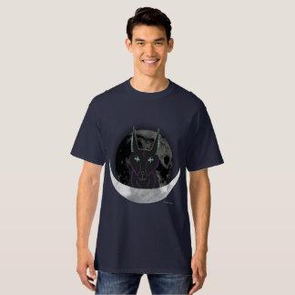 Anubis Moon Men's Tall T-Shirt
