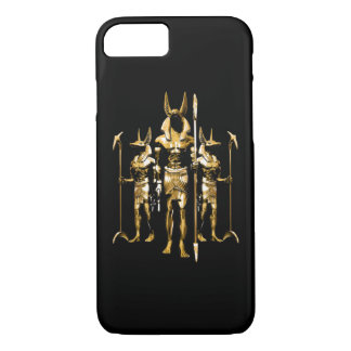 Anubis Statues Case-Mate iPhone Case