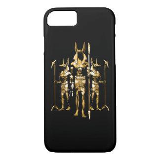 Anubis Statues iPhone 8/7 Case