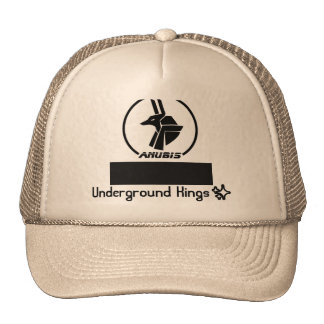 Anubis underground king hat