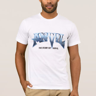 ANVIL MOVIE LOGO T-SHIRT