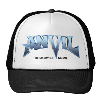 ANVIL MOVIE TRUCKER HAT