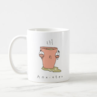 Anxietea | Funny Comic Tea Mug