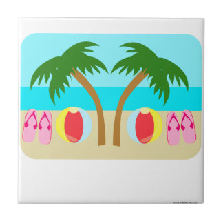 Any Beach You Want Tile
