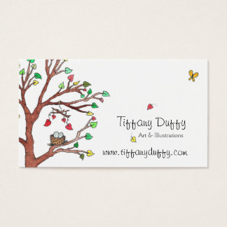 Any Day Now Business Card