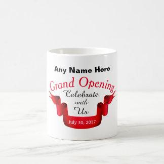 Any Name Grand Opening - Coffee Mug