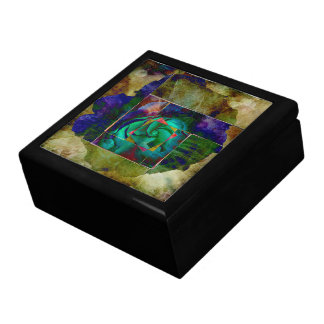 Any Other Rose - Green - Decorative Box