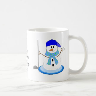 Any Season Golf Is On Coffee Mug