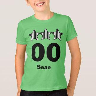 Any Year Birthday Kid Three Stars Big Numbers T-Shirt